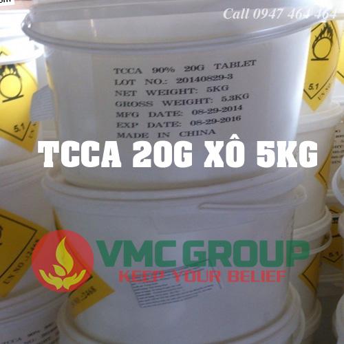 TCCA VIEN 20GAM XO 5KG