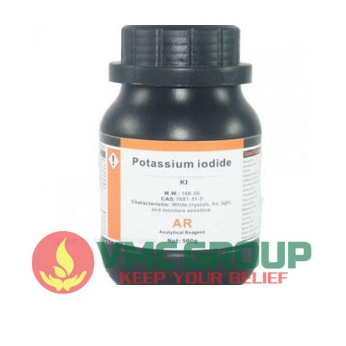 Hoa chat thi nghiem Potassium iodide KI