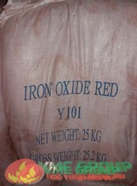 IRON OXIDE RED Y101 3 LOẠI- Fe2O3 S