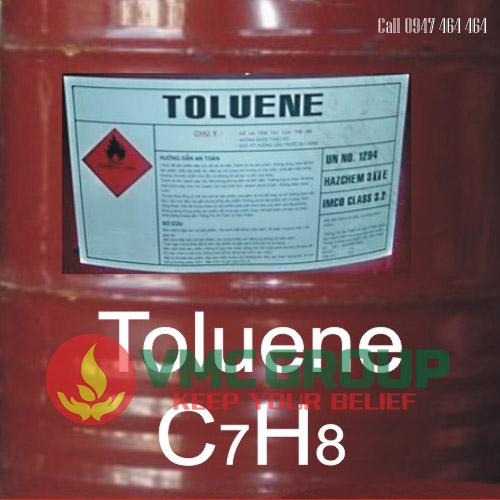 TOLUENE C7H8 Methyl Benzene gia re