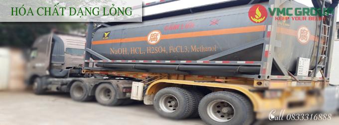 hoa chat dang long naoh hcl methanol h2so4