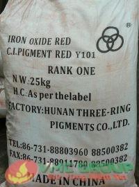 IRON OXIDE RED Y101 3 LOẠI- Fe2O3 B